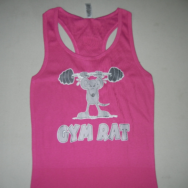 Women-Gym-Rat-Tanktop-Berry-ovhd-press