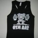 Women-Gym-Rat-Tanktop-Black-full-squat