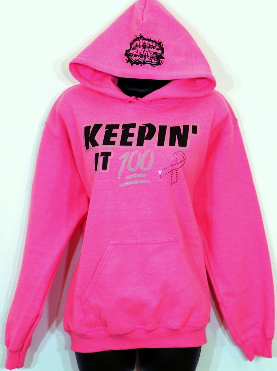 e590b9d8 Breast Cancer Awareness Sweatshirts - BuffedWear