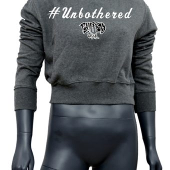 Crop-top-hoodie-Charcoal-Unbothered-Mannequin