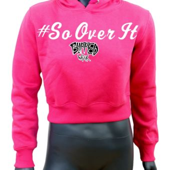 Crop-top-hoodie-Pink-SoOverIt-Mannequin
